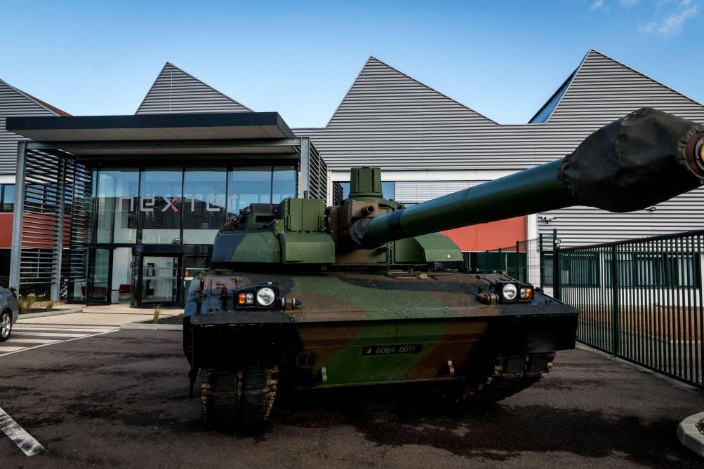 Le contrat pour fournir 442 blindés à la Belgique conclu avec les industriels