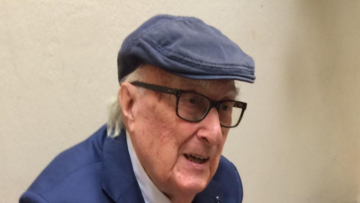Décès de l'écrivain sicilien Andrea Camilleri, père du commissaire Montalbano