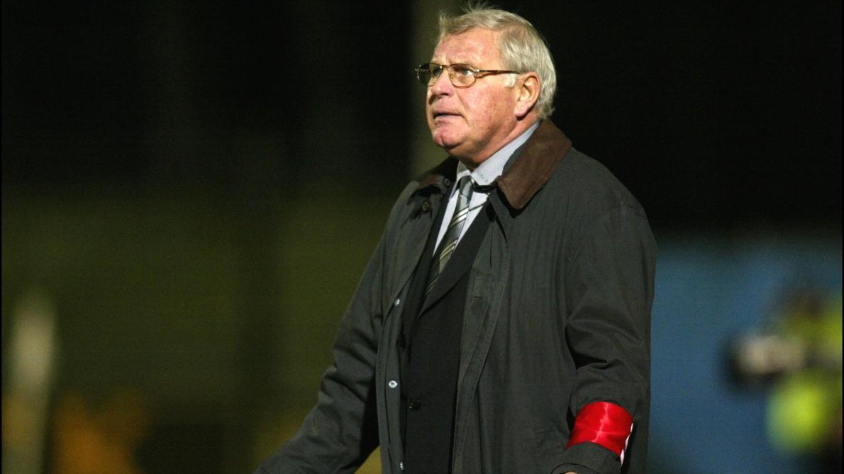 Le RFC Liège rend hommage à Robert Waseige