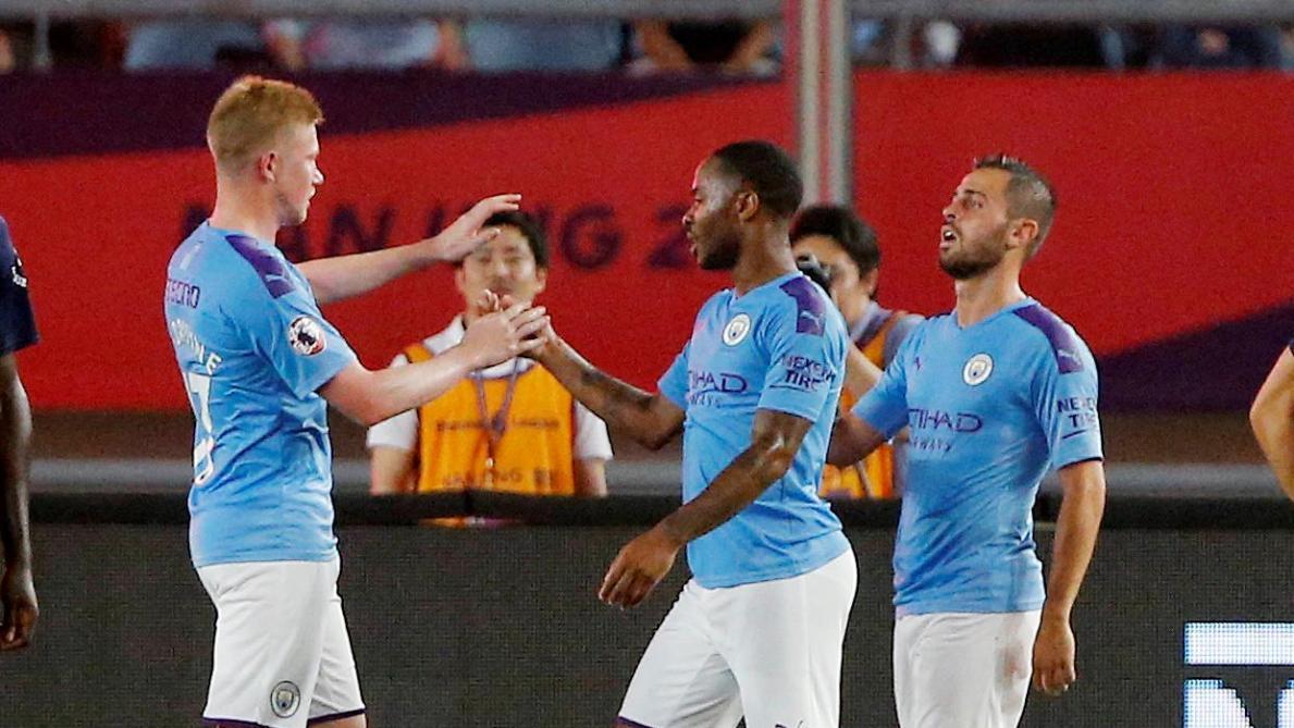 Matches amicaux: Thorgan Hazard effectue ses débuts avec Dortmund, Kevin De Bruyne gagne largement