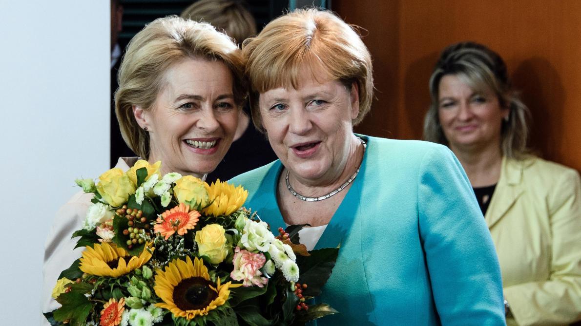 Union européenne: pourquoi von der Leyen ne «fera pas son Allemande»