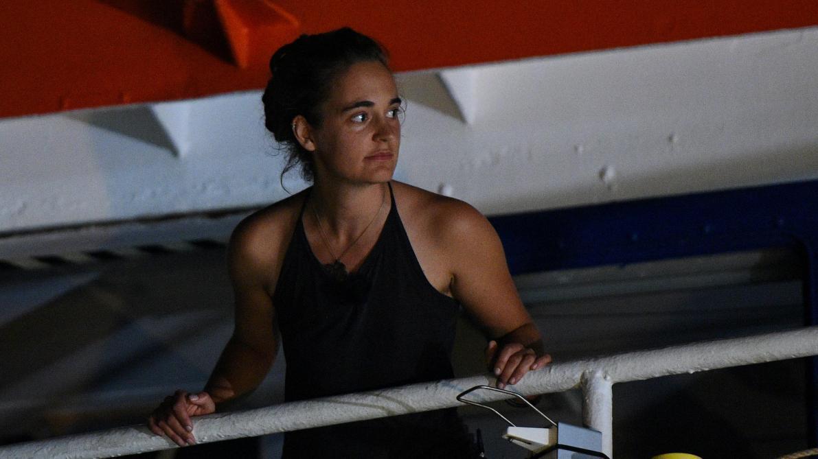 L'appel de Carola Rackete à l'Union européenne — Migrants