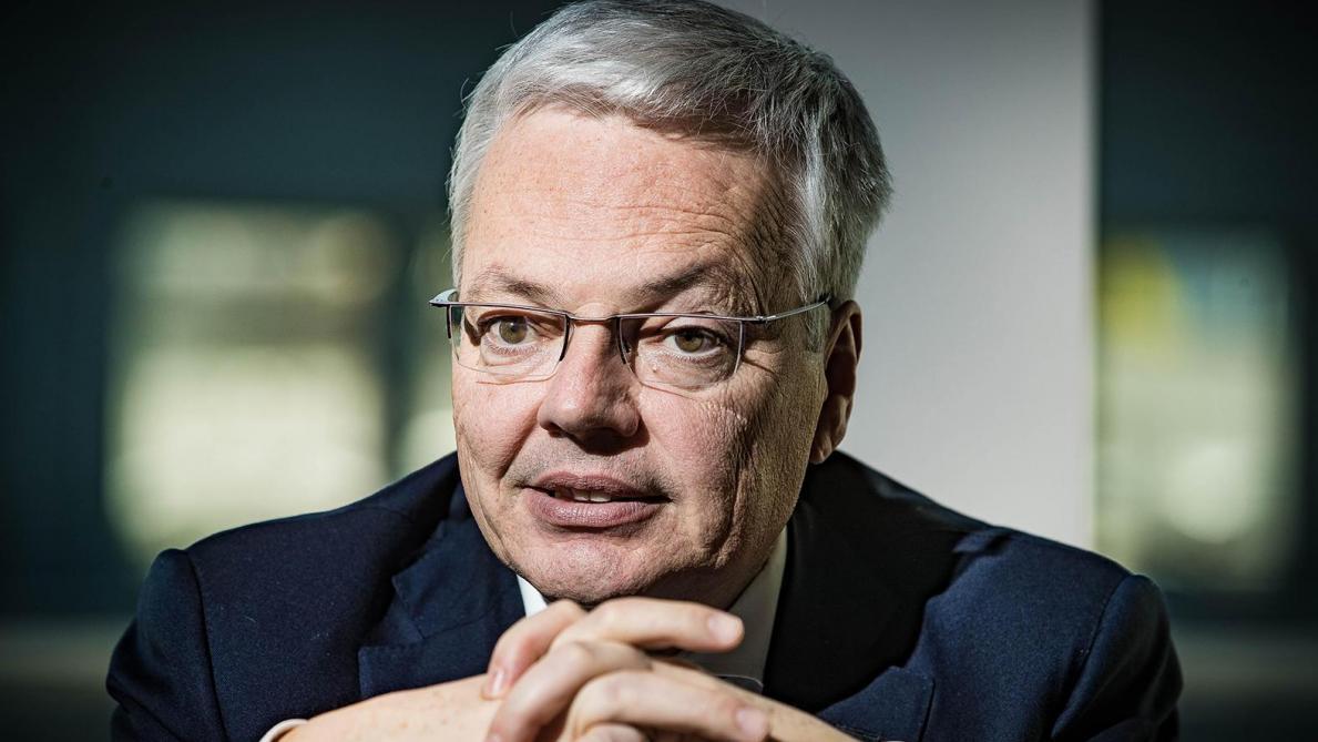 Demande américaine de troupes belges en Syrie: «Il faudra un débat au parlement», réagit Didier Reynders