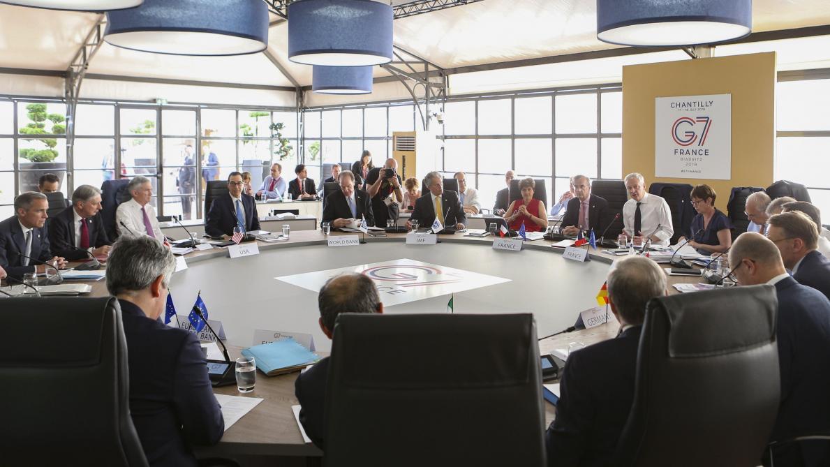 G7: les Européens cèdent du terrain sur la taxe Gafa