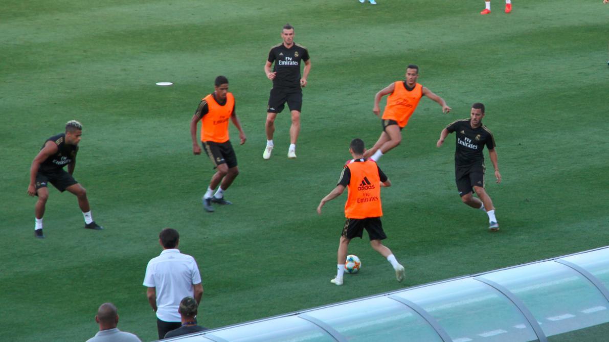 En tant que Brésilien, Marcelo aurait préféré Neymar à Hazard — Real Madrid