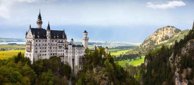 Les vrais châteaux derrière les films Disney