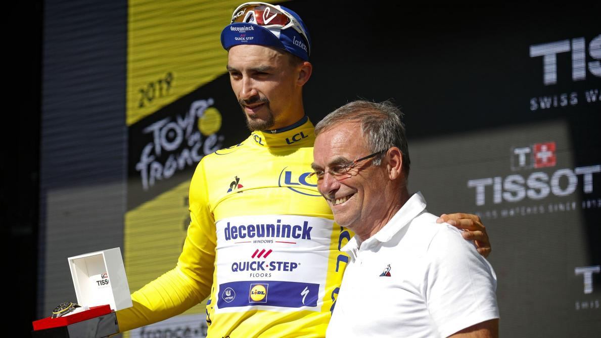 Alaphilippe s'amuse des suspicions de dopage — Tour de France