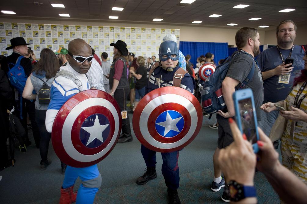 Marvel Calendrier.Les Studios Marvel Devoilent Le Calendrier De Leurs
