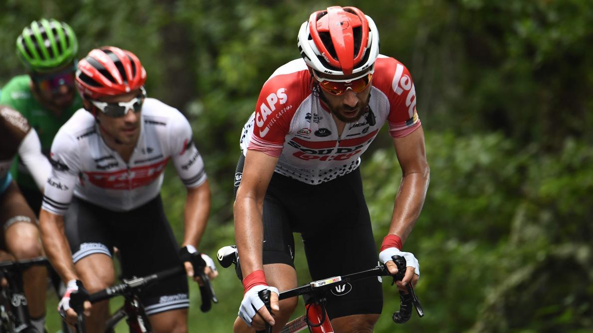 Tour de France: pour Thomas De Gendt, le jour de repos tombe «à point nommé»