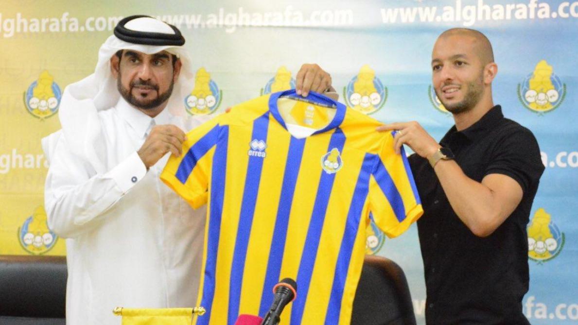 L'ancien joueur d'Anderlecht Sofiane Hanni poursuit sa carrière au Qatar