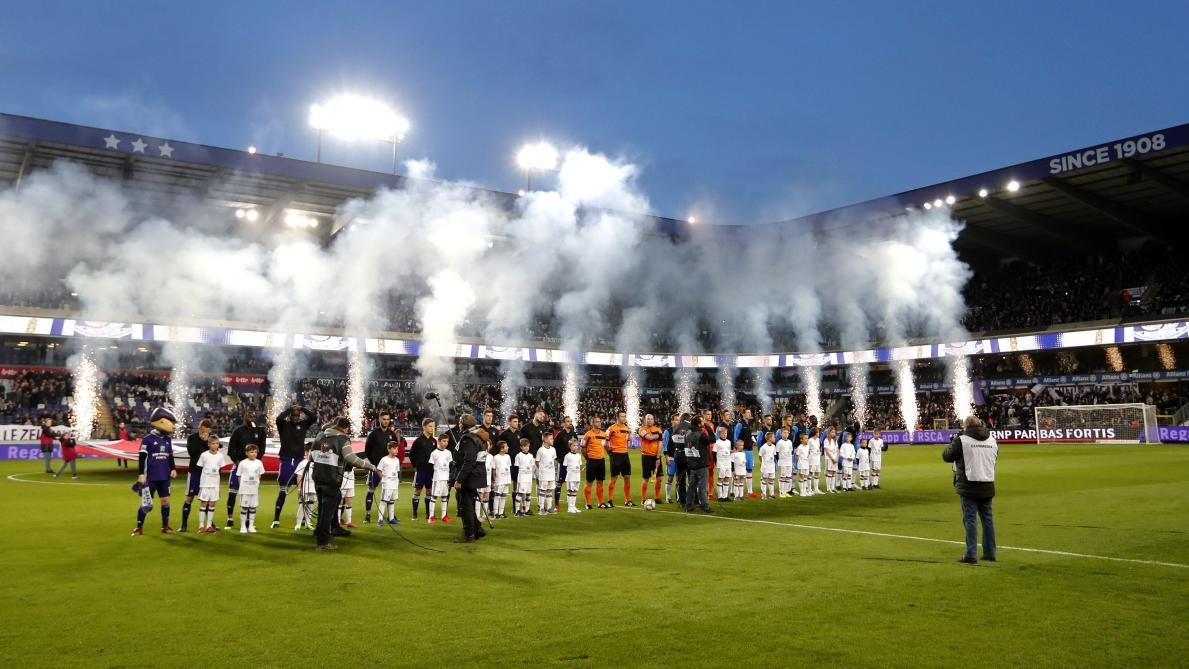 Les chants antisémites des supporters du Club de Bruges face à Anderlecht jugés offensants par la CBAS