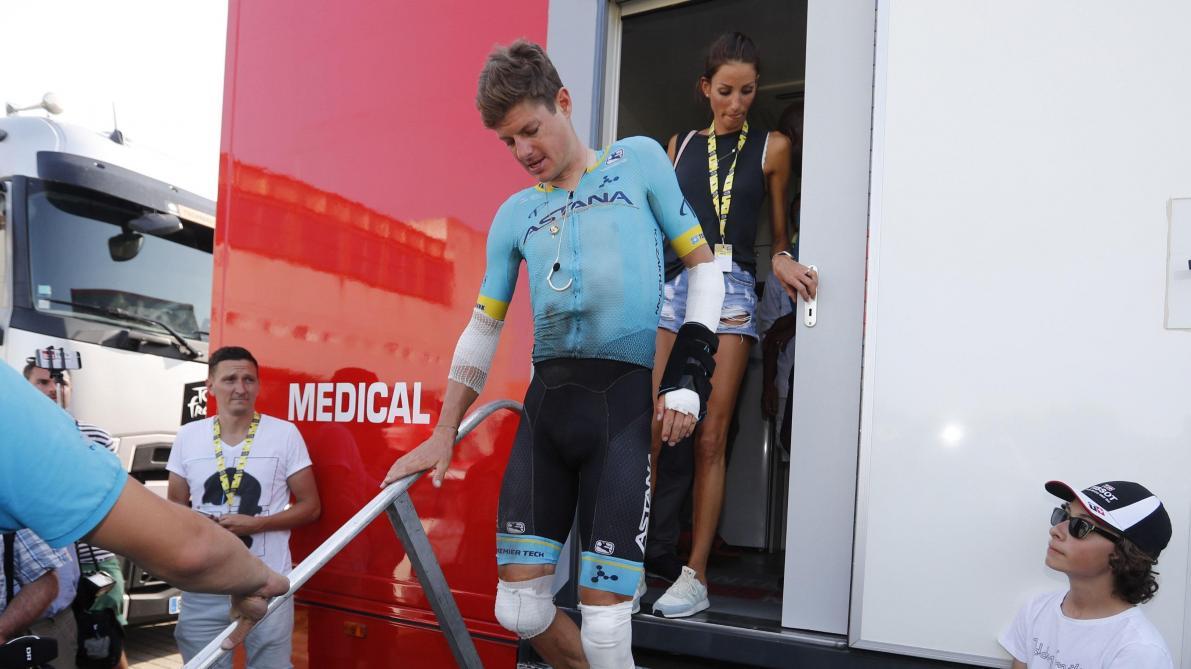Le classement général avec un top 10 presque inchangé — Tour de France