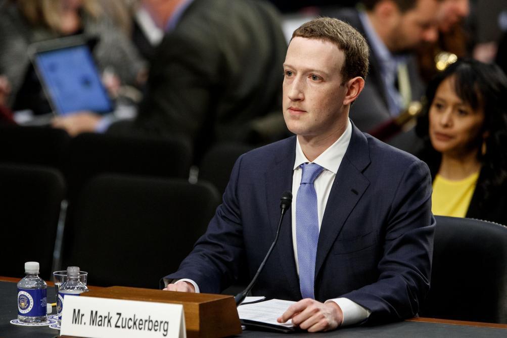 Facebook condamné à payer 5 milliards de dollars d'amende aux États-Unis