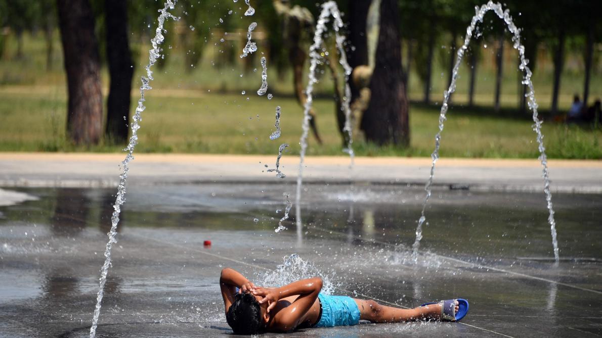 Record de chaleur battu en Allemagne avec 40,5°C