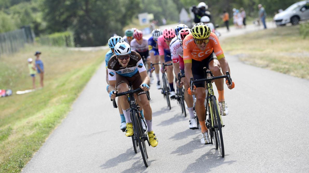 Tour de France: ce qu'il faut retenir de la 18e étape (vidéos)