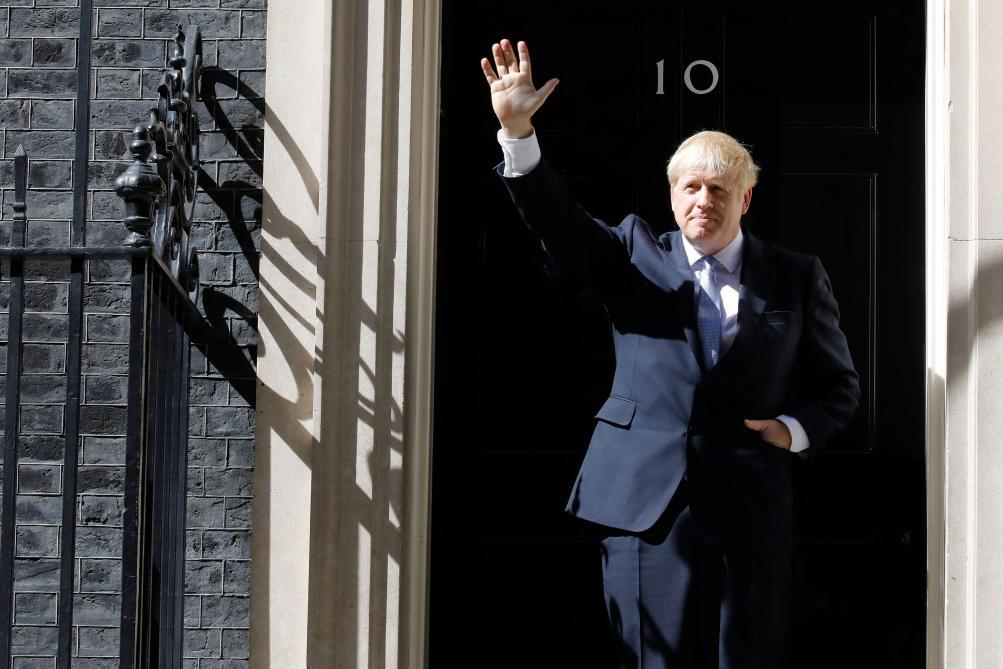 La nouvelle équipe de Boris Johnson à la tête du Royaume-Uni