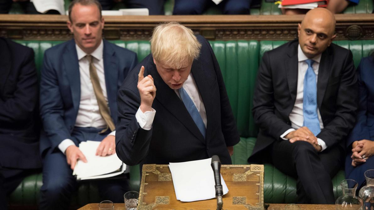 En Écosse, Boris Johnson accusé de viser un Brexit sans accord