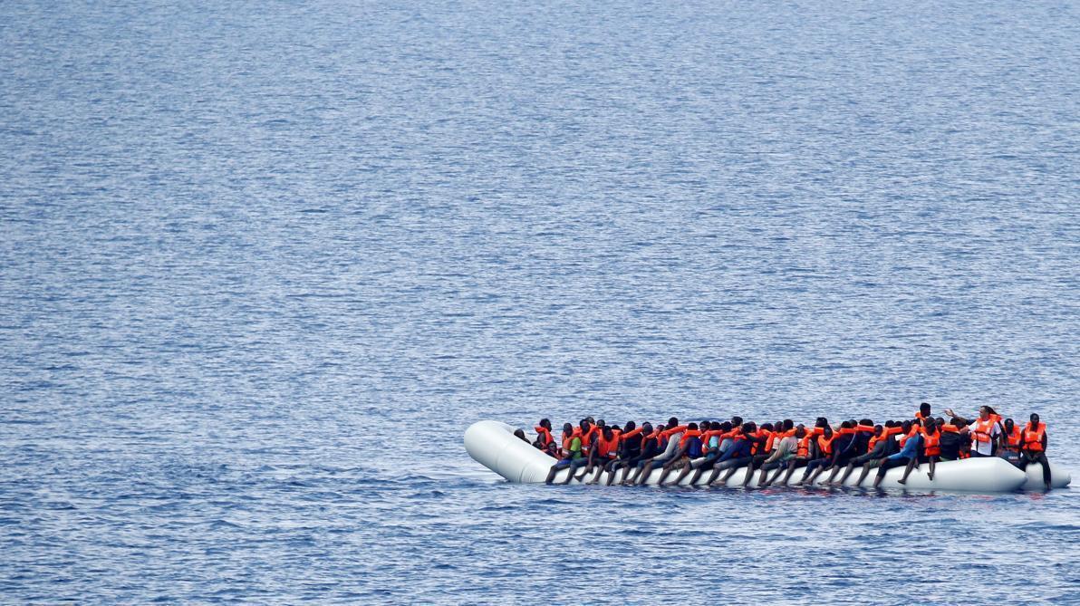 Libye: près de 500 migrants secourus en quatre jours en Méditerranée
