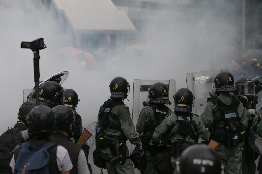 Nouveau rassemblement prévu après les violences de samedi — Hong Kong