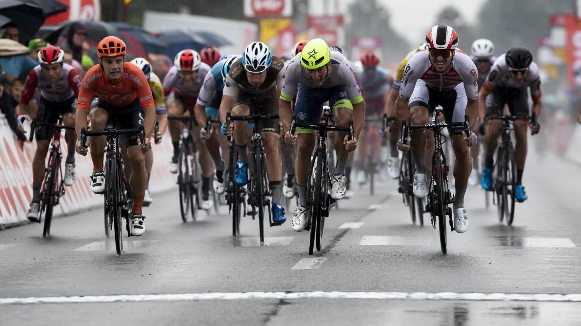 Le Belge Timothy Dupont remporte la 1re étape