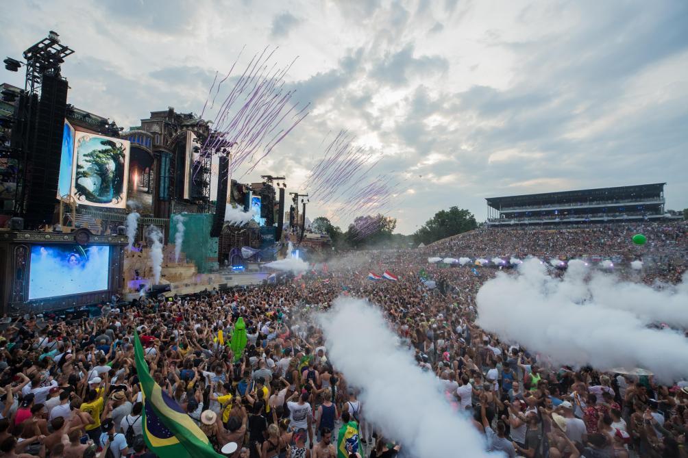 Tomorrowland: un deuxième week-end de folie en images