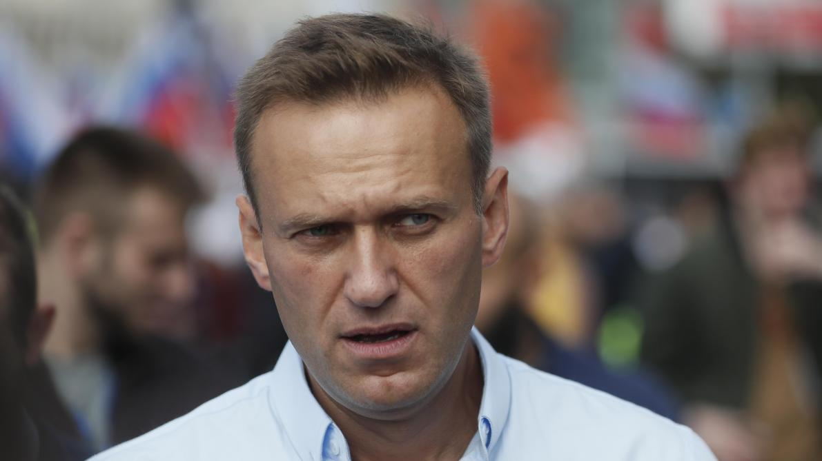 L'opposant Alexei Navalny vraisemblablement victime d'une