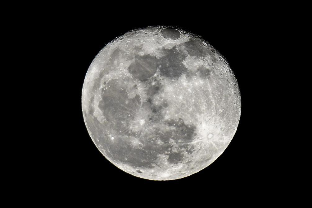 La lune est plus âgée que ce que l'on pensait