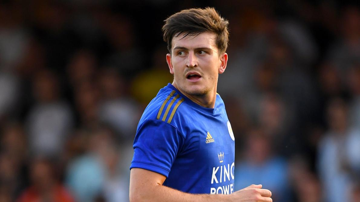 Premier League: Harry Maguire va devenir le défenseur le plus cher du monde