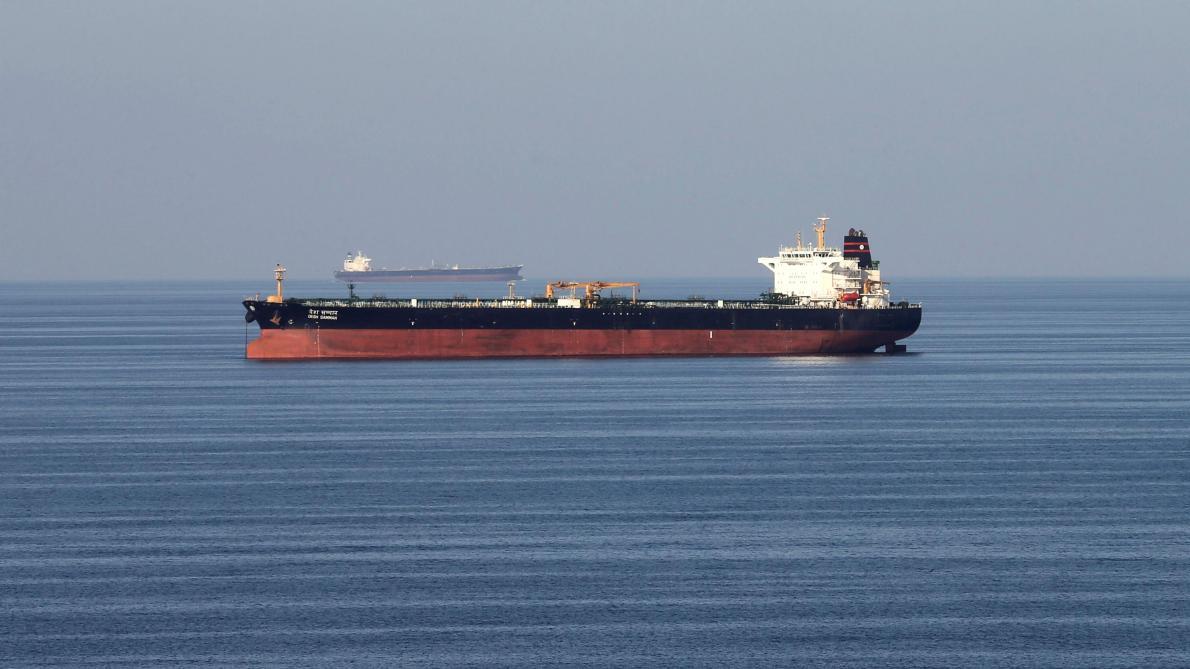 L'Iran arraisonne un nouveau pétrolier