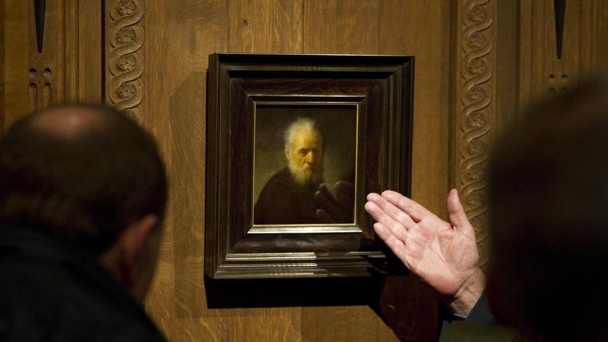 Belgique : un tableau acheté 500 euros vaut en fait une fortune