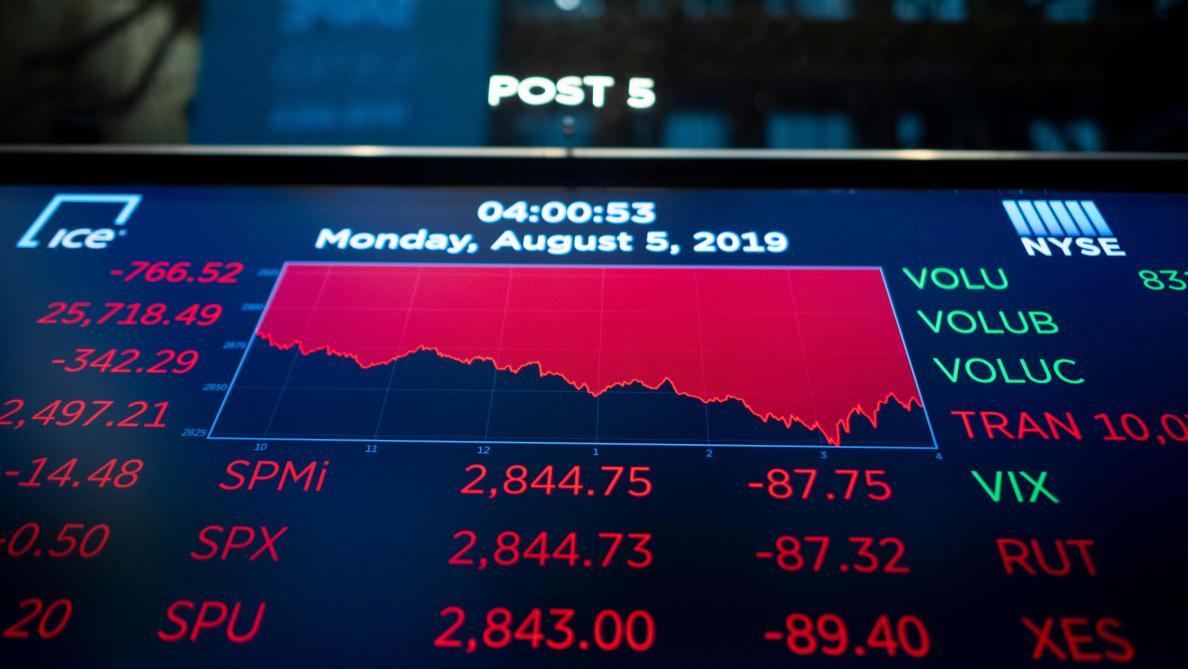 Les Bourses mondiales secouées par les tensions commerciales