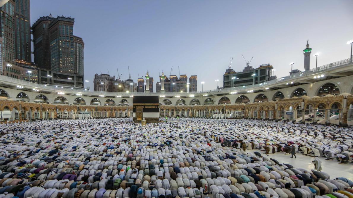 L'Arabie saoudite se prépare au hajj à La Mecque (photos)