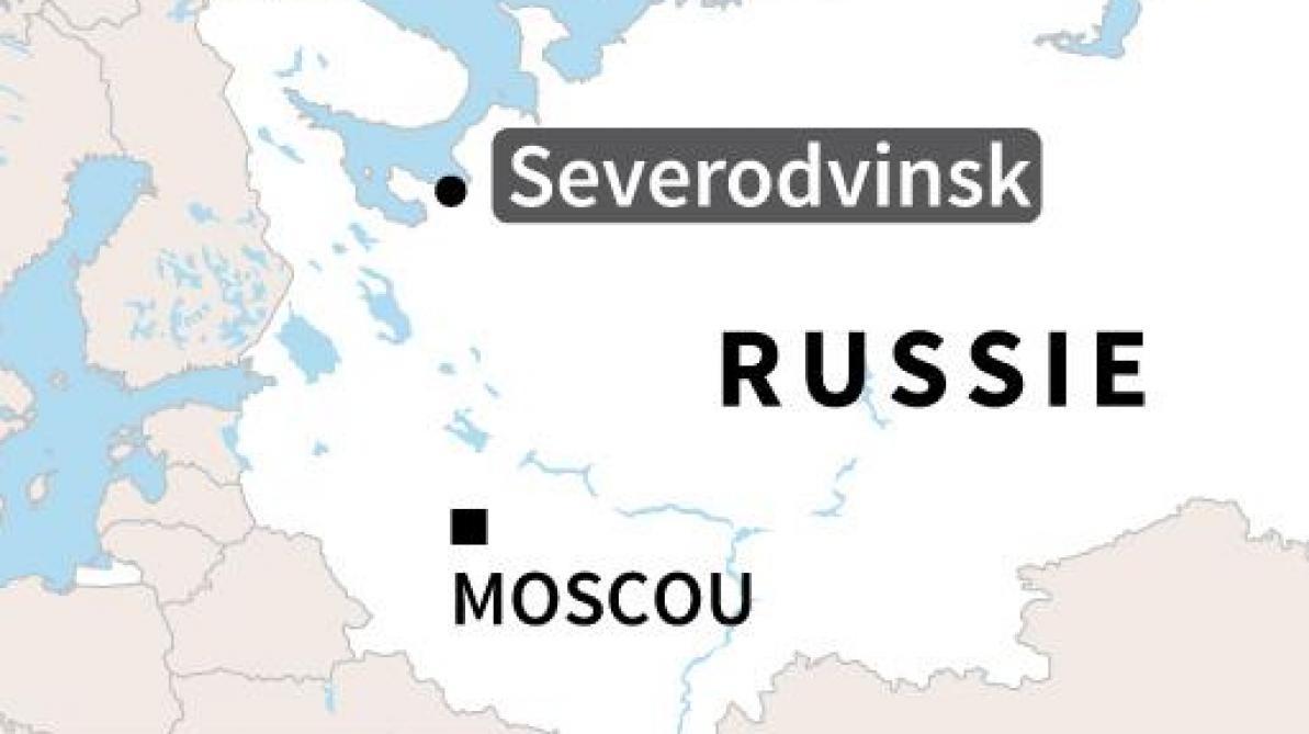 Une explosion dans une base de missiles nucléaire fait 5 morts — Russie