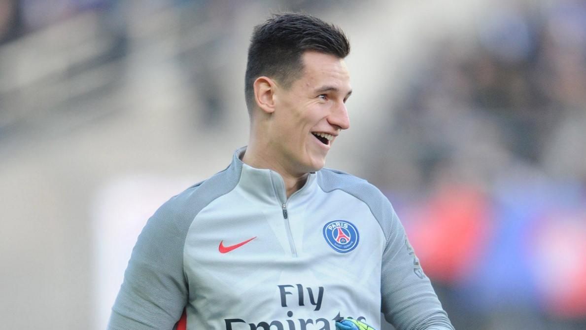 Rémy Descamps quitte le Paris Saint-Germain pour le Sporting de Charleroi