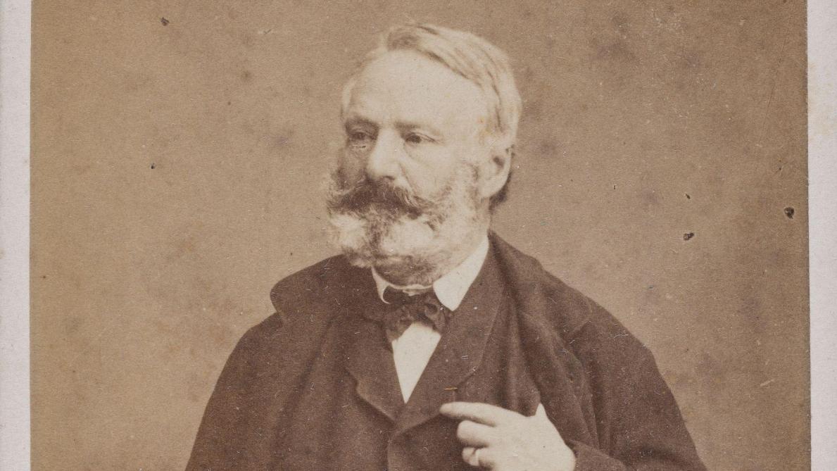 Patrimoine de l'été: en 1862, Bruxelles fait la fête à Hugo