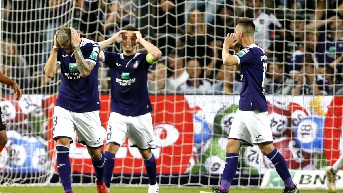 Nacer Chadli prêté à Anderlecht — Monaco