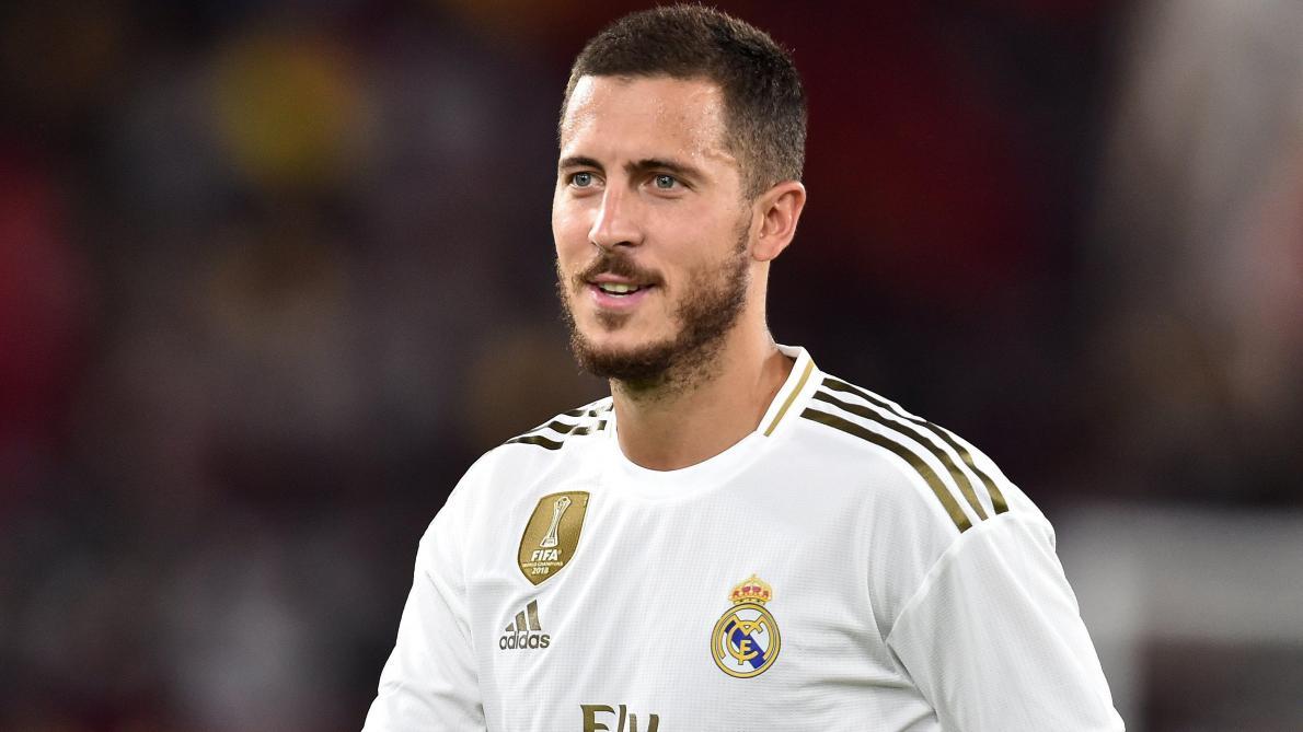 Le Real Madrid perd Hazard pour plusieurs semaines — Esp