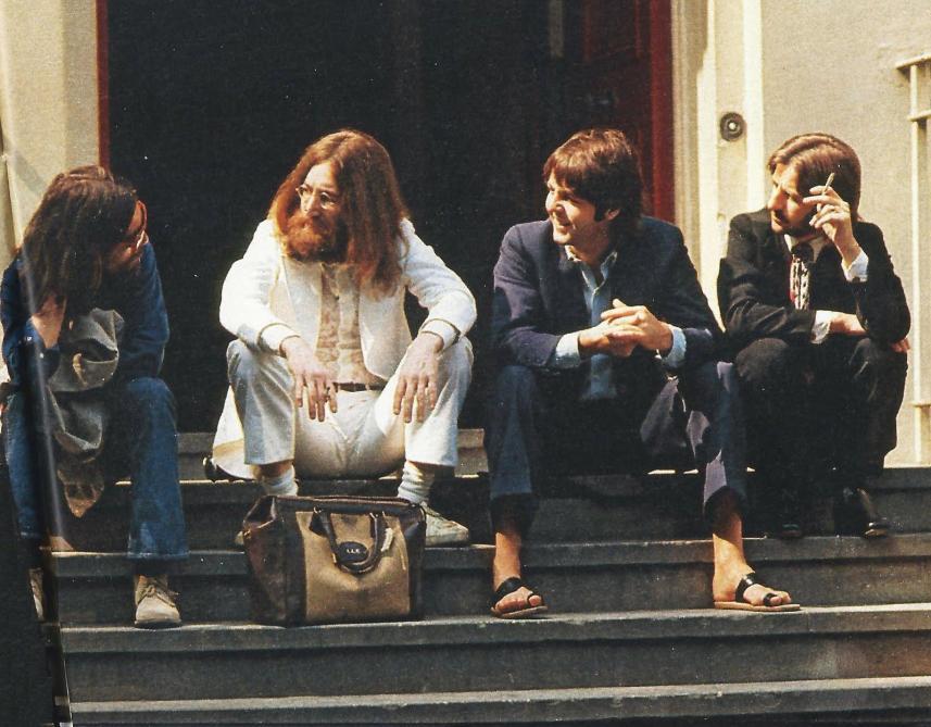 Et ce fut la fin des Beatles