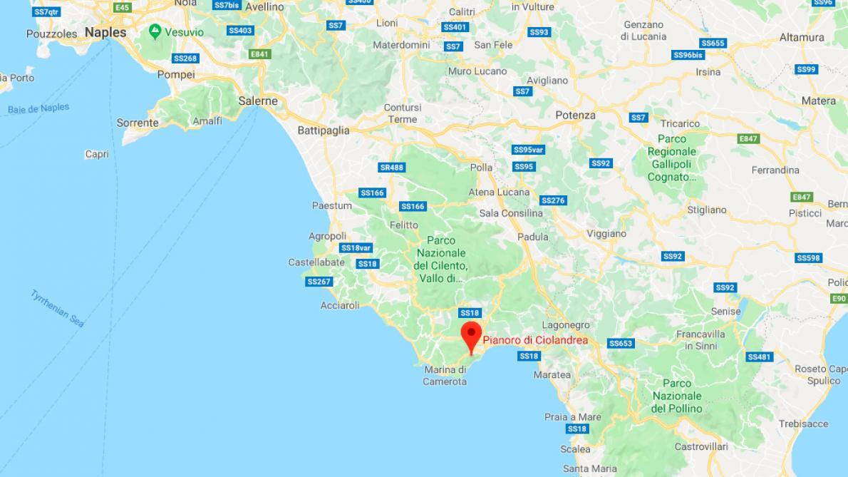 Le randonneur français disparu en Italie a été retrouvé mort: un secouriste avait repéré son sac à dos de loin