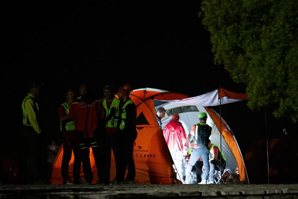 Le randonneur français Simon Gautier retrouvé mort — Italie