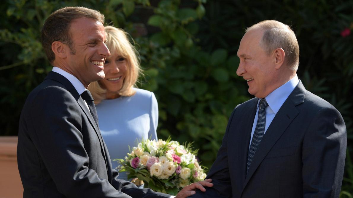 G7: Emmanuel Macron veut réinventer «cette Europe qui va de Lisbonne à Vladivostok»