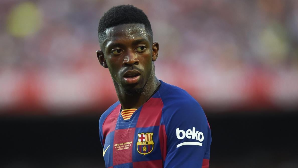 Mercato - Barcelone : L'avenir d'Ousmane Dembélé est réglé !