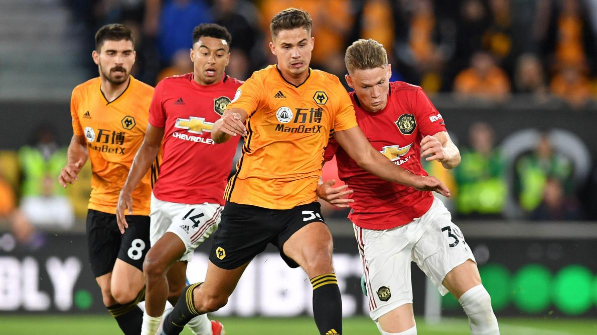 Wolverhampton arrache un point contre Manchester United — Premier League
