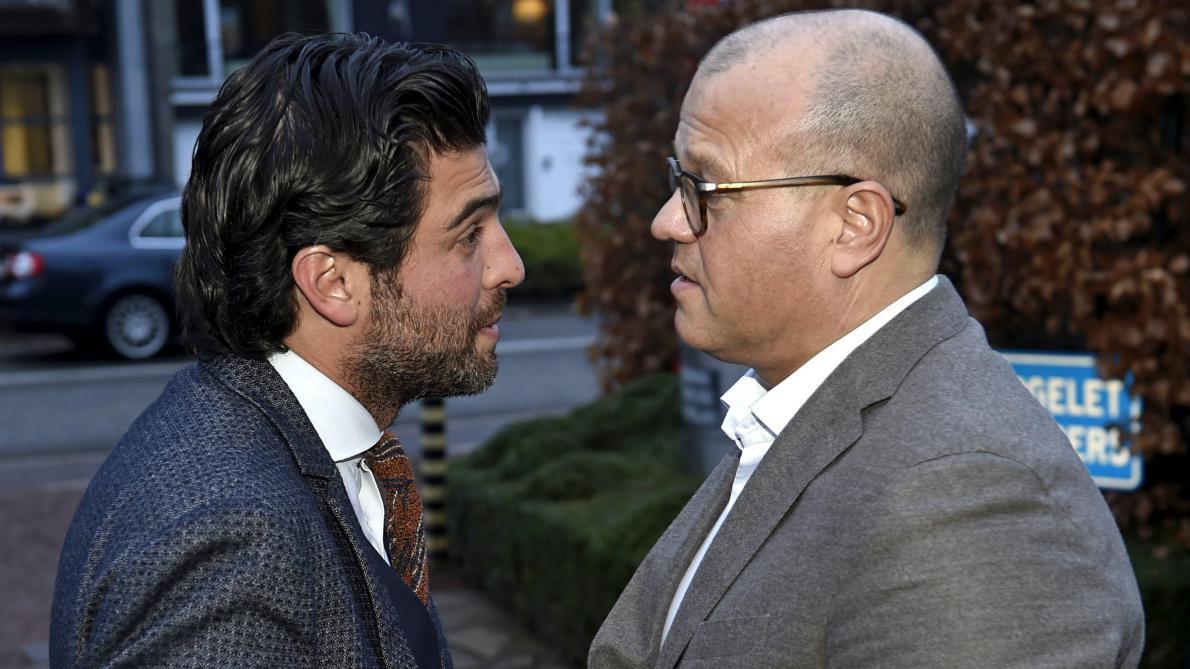 D1A: le Sporting de Charleroi et Mehdi Bayat pris en otage