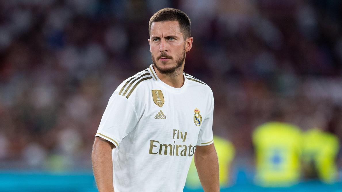 Eden Hazard, de retour face à Villarreal — Real Madrid