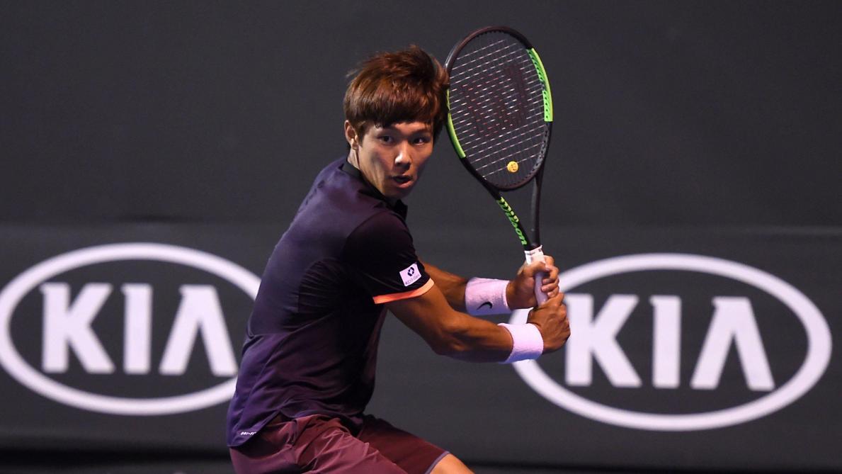 ATP - Winston - Duckhee Lee premier sourd à gagner un match