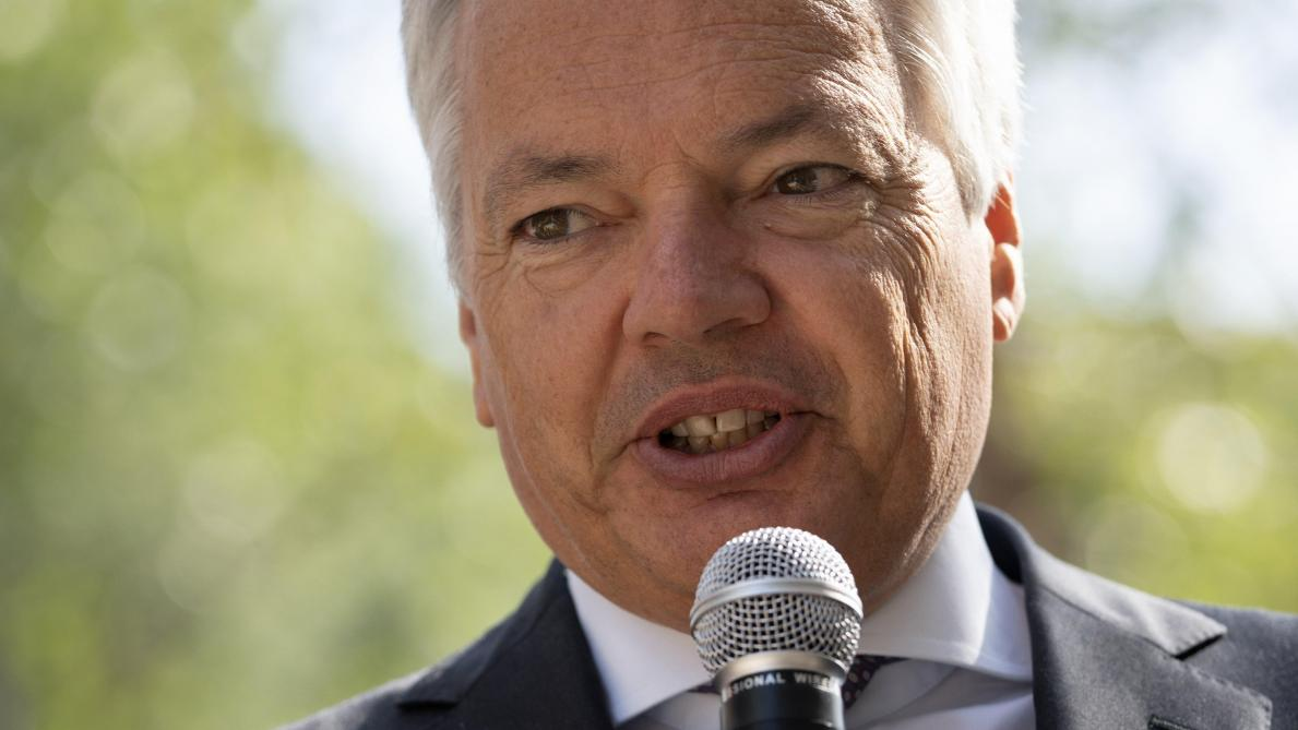 Didier Reynders, commissaire européen? On attend le CD&V...
