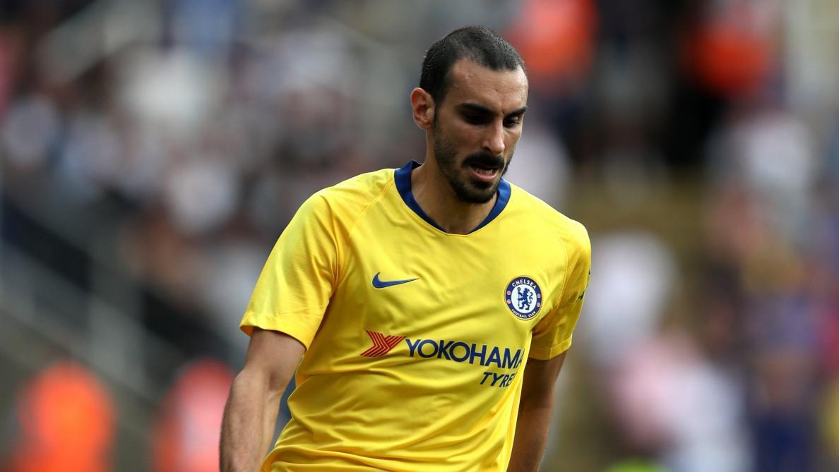Serie A: l'AS Rome loue le défenseur Davide Zappacosta (Chelsea)