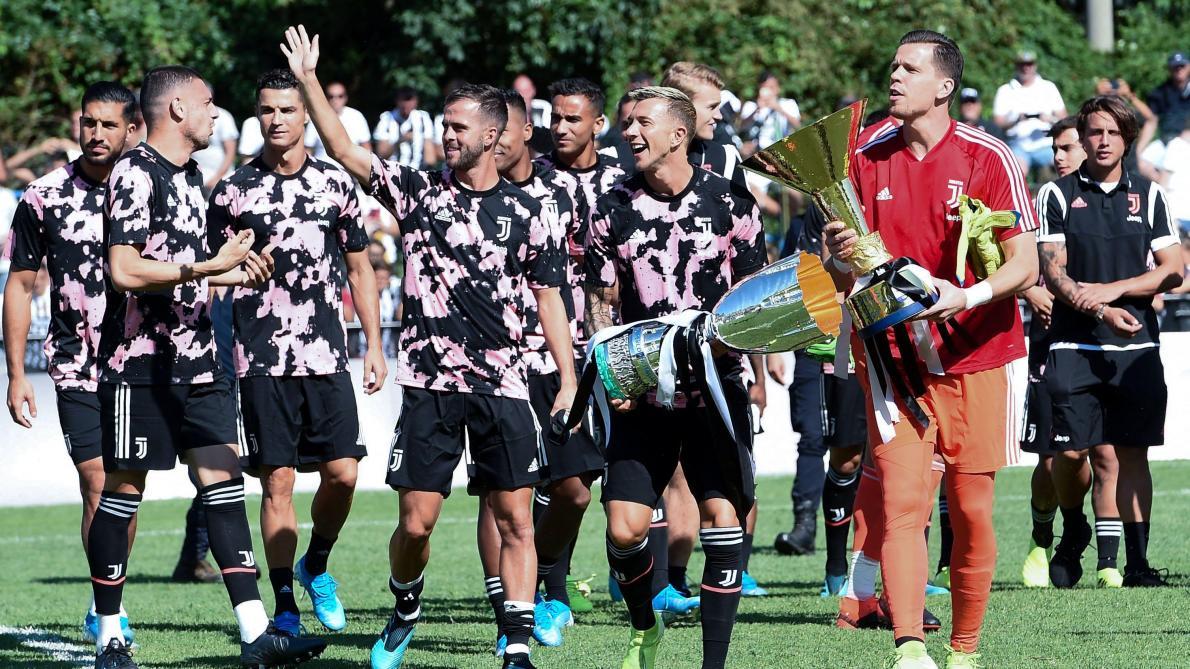 Serie A: les clubs italiens seront tous à l'assaut de la nouvelle Juventus