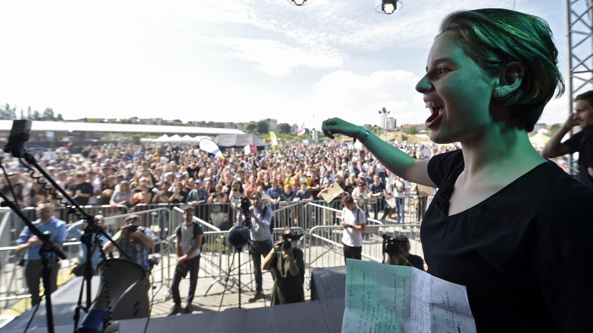 Pukkelpop: le parquet du Limbourg ouvre une enquête après les menaces contre Anuna De Wever